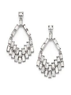 ABS by Allen Schwartz Jewelry - Geometric Chandelier Earrings