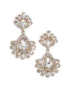 ABS by Allen Schwartz Jewelry - Box of Jewels Pear Drop Earrings
