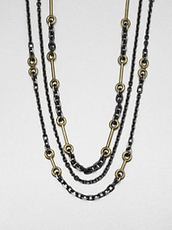 Giles & Brother - Archer Multi-Row Necklace