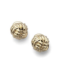 Kate Spade New York - Knot Stud Earrings