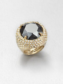 ABS by Allen Schwartz Jewelry - Faceted Dome Ring