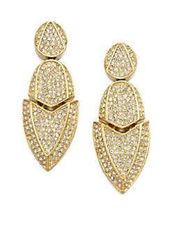 Kara by Kara Ross - Artemis Sparkle Drop Earrings
