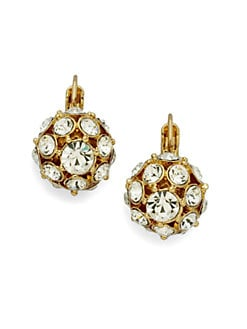 Kate Spade New York - Sparkle Ball Earrings