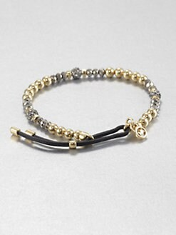 Michael Kors - Fireball Bead Bracelet/Two-Tone