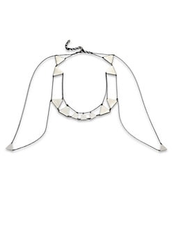 Bliss Lau - Whole Sky Body Chain