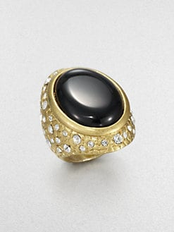 ABS by Allen Schwartz Jewelry - Textured Cabochon Ring