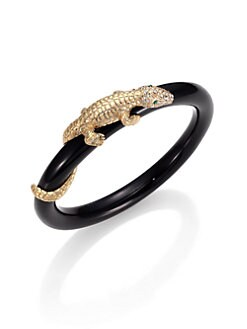 ABS by Allen Schwartz Jewelry - Alligator Bracelet