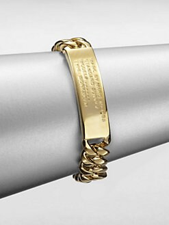 Marc by Marc Jacobs - Standard Supply ID Bracelet