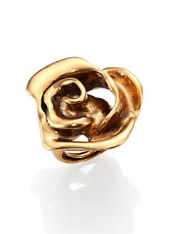 Oscar de la Renta - Rose Cocktail Ring