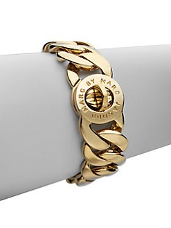Marc by Marc Jacobs - Katie Turnlock Bracelet/Rose Gold