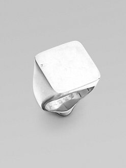 Maison Martin Margiela - Reversible Signet Ring