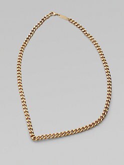 Maison Martin Margiela - Fixed Chain Necklace