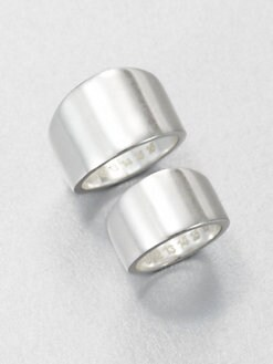 Maison Martin Margiela - Sloped Ring Set