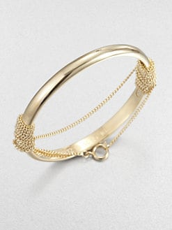 Maison Martin Margiela - Chain Wrapped Bangle Bracelet