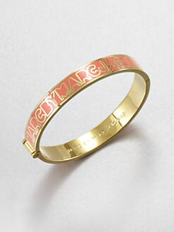 Marc by Marc Jacobs - Signature Bangle Bracelet