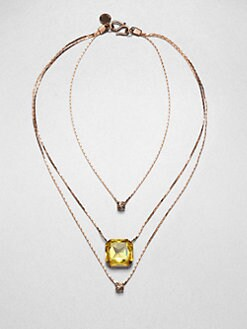 Stella McCartney - Three-Chain Necklace