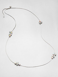 Stella McCartney - Crystal Cluster Necklace