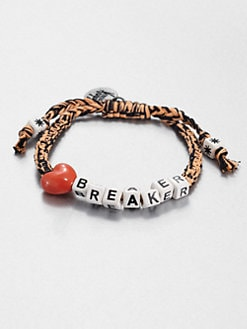 Venessa Arizaga - Heart Breaker Beaded Bracelet