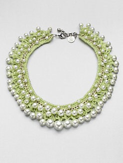 Venessa Arizaga - Disco Beaded Necklace