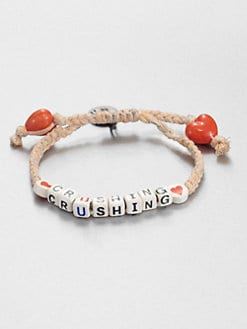 Venessa Arizaga - Crushing Beaded Bracelet