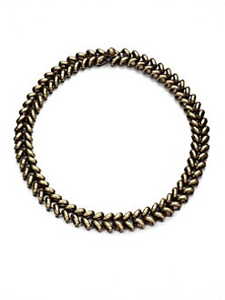 Giles & Brother - Ceres Antiqued Choker