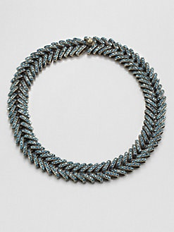 Giles & Brother - Encrusted Ceres Collar Necklace