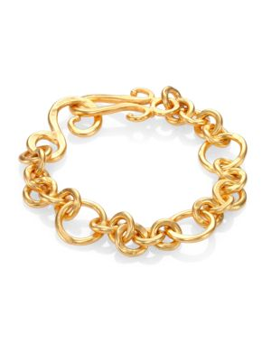 Coronation Small Chain Bracelet
