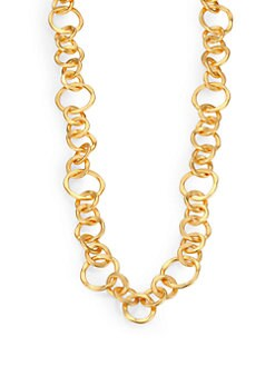 Stephanie Kantis - Coronation Small Chain Link Necklace