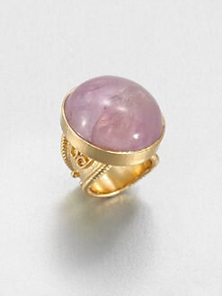 Stephanie Kantis - Casablanca Amethyst Dome Ring