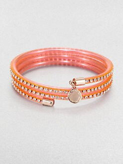 Marc by Marc Jacobs - Sparkle Slinky Bracelet
