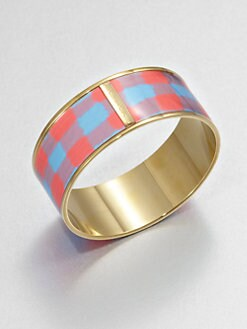 Marc by Marc Jacobs - Checked Bracelet