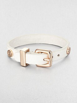 Marc by Marc Jacobs - Studded Leather Bracelet