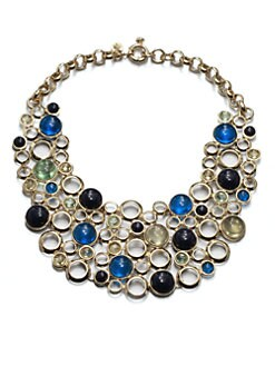 Marc by Marc Jacobs - Bubbles Bib Necklace