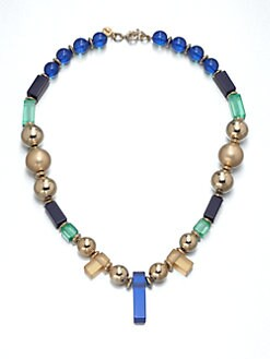 Marc by Marc Jacobs - Cleo Beaded Necklace