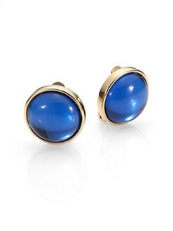 Marc by Marc Jacobs - Bubble Button Earrings