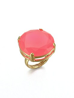 Kate Spade New York - Faceted Cocktail Ring