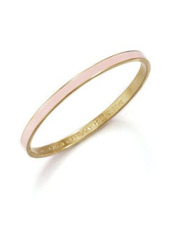 Kate Spade New York - Heart On Sleeve Bangle Bracelet
