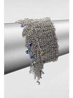 ABS by Allen Schwartz Jewelry - Chain Stretch Bracelet