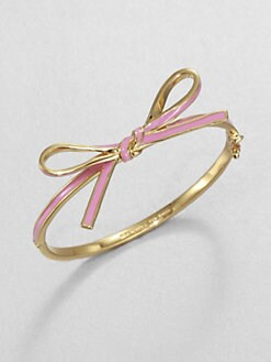 Kate Spade New York - Polished Bow Bracelet