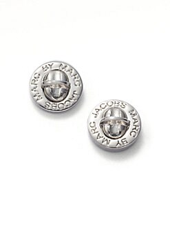Marc by Marc Jacobs - Turn-Lock Stud Earrings