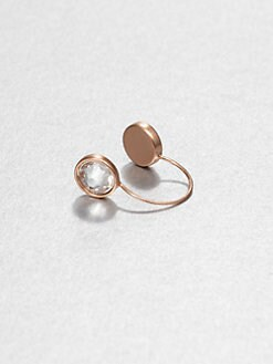 Maison Martin Margiela - Faceted Nose Bridge Ring