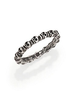 Bing Bang - Skull Eternity Ring