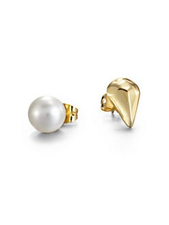Bing Bang - Duet Stud Earrings