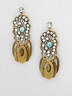 DANNIJO - Dreamweaver Drop Earrings