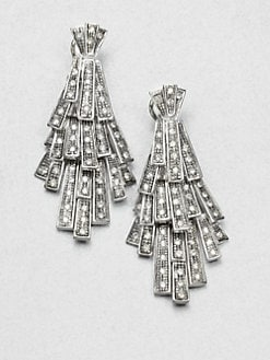 CA&LOU - Tiered Cascade Sparkle Earrings