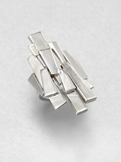 CA&LOU - Sculptural Layered Ring