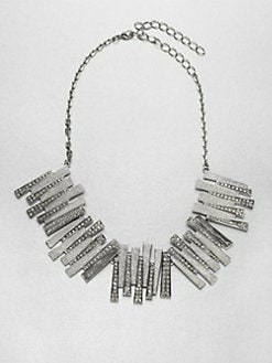 CA&LOU - Baguette-Shaped Necklace