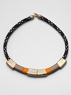 Orly Genger - Artem Braided Rope Necklace