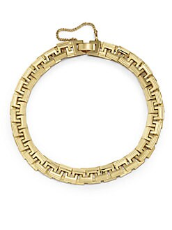 Eddie Borgo - Helix Link Necklace