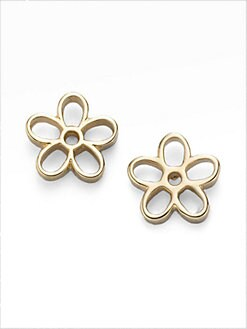 Marc by Marc Jacobs - Daisy Cutout Stud Earrings